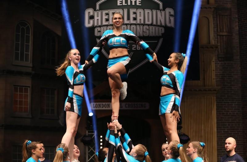 Proefles UCC - Cheerleading