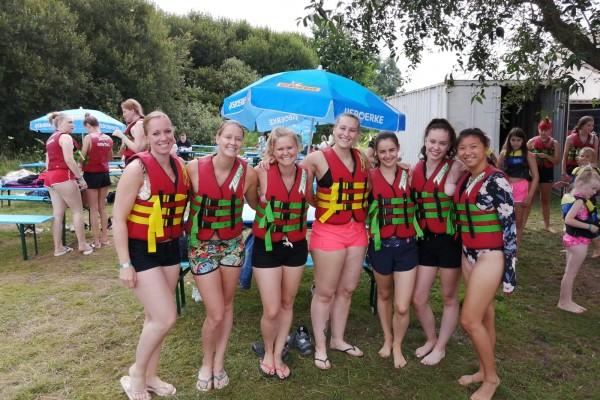 Verenigingsuitje Aquapretpark Vlietland 18-07-2020