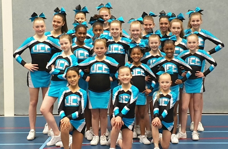 Samenvoeging team Cheetah's