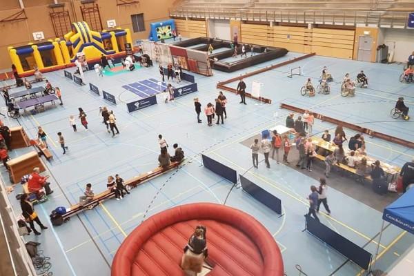 Workshop Sport-en spelinstuif Zoetermeer 01-05-2019