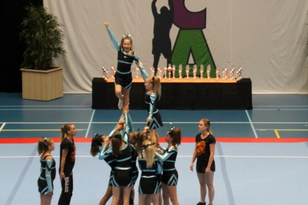 EK Cheerleading Den Bosch 30-06 & 01-07-2018