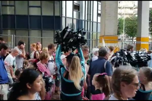 Avondvierdaagse Zoetermeer 31-5-2018