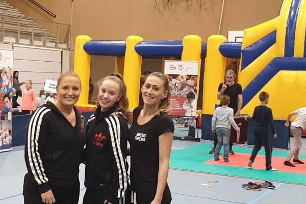 Mega sport-en spelinfuif in Zoetermeer Mei 2019