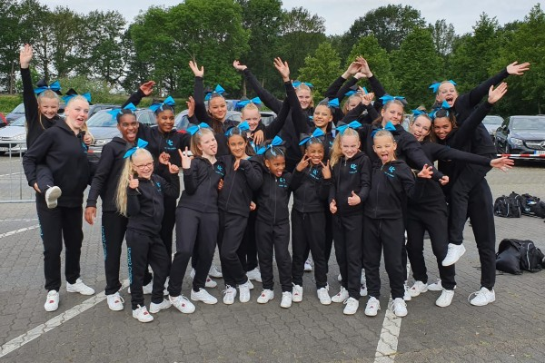 Elite Cheerleading Championship Juni 2019
