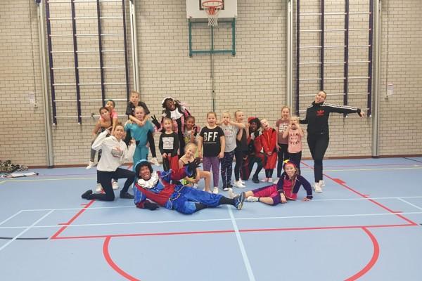 Pieten training December 2019