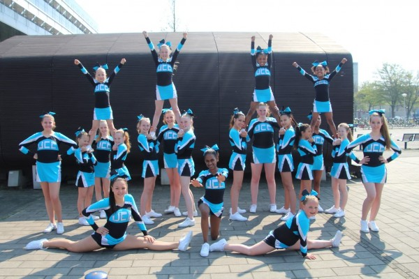 NK Cheerleading 2019
