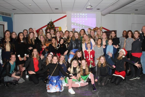 Jubileumfeest UCC 15 jaar December 2018